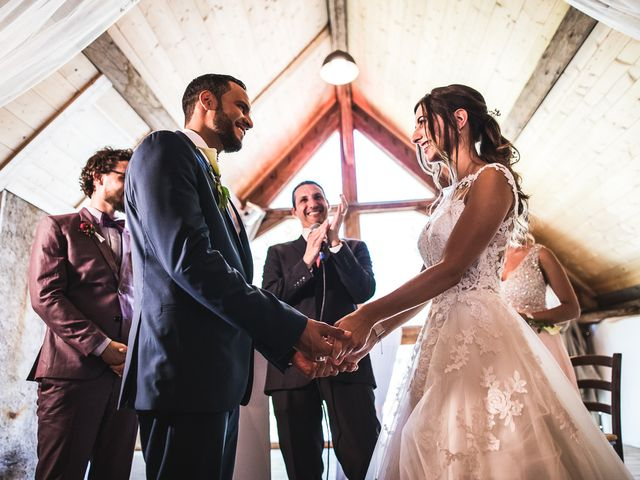 Le mariage de Omar et Barbara à Saint-Sixt, Haute-Savoie 46