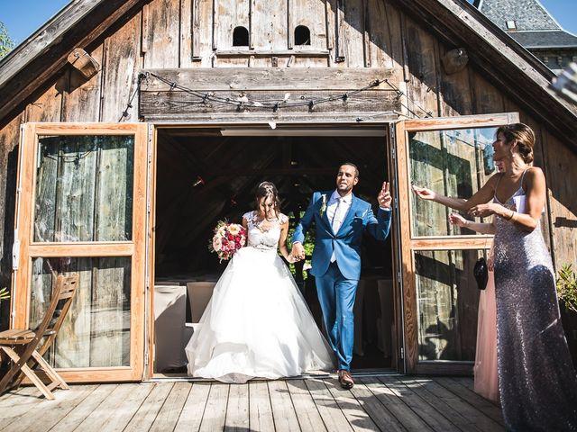 Le mariage de Omar et Barbara à Saint-Sixt, Haute-Savoie 49