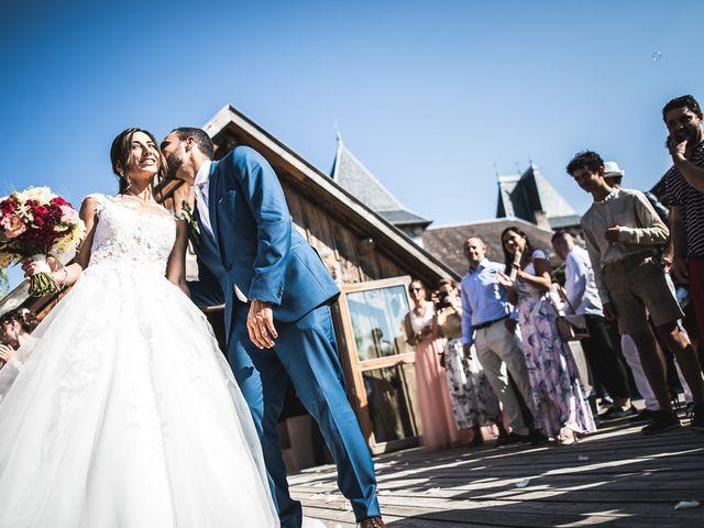 Le mariage de Omar et Barbara à Saint-Sixt, Haute-Savoie 51