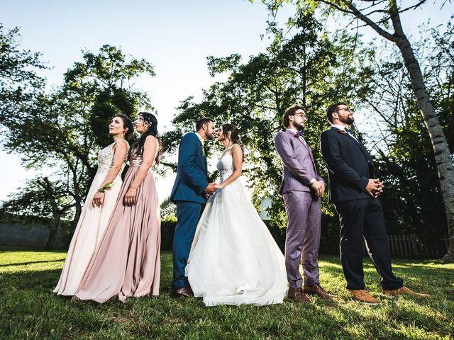 Le mariage de Omar et Barbara à Saint-Sixt, Haute-Savoie 58