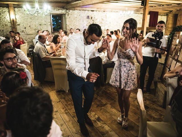 Le mariage de Omar et Barbara à Saint-Sixt, Haute-Savoie 62