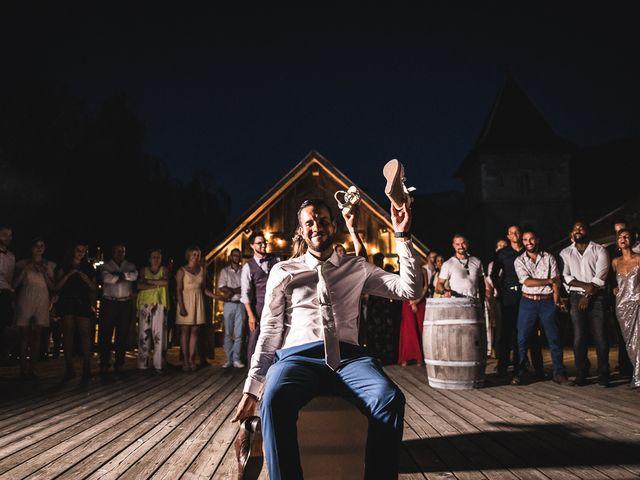 Le mariage de Omar et Barbara à Saint-Sixt, Haute-Savoie 64