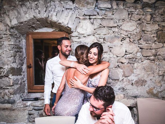 Le mariage de Omar et Barbara à Saint-Sixt, Haute-Savoie 66