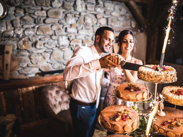 Le mariage de Omar et Barbara à Saint-Sixt, Haute-Savoie 75