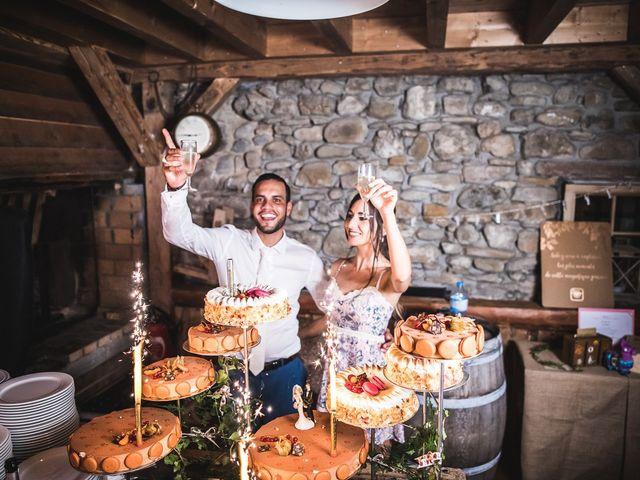 Le mariage de Omar et Barbara à Saint-Sixt, Haute-Savoie 77