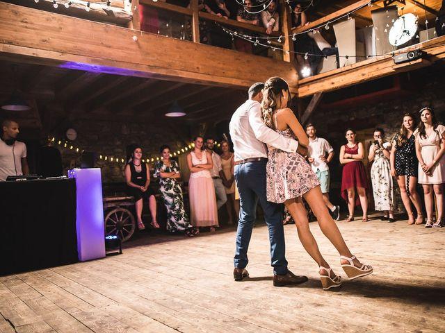 Le mariage de Omar et Barbara à Saint-Sixt, Haute-Savoie 78