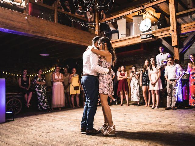 Le mariage de Omar et Barbara à Saint-Sixt, Haute-Savoie 79