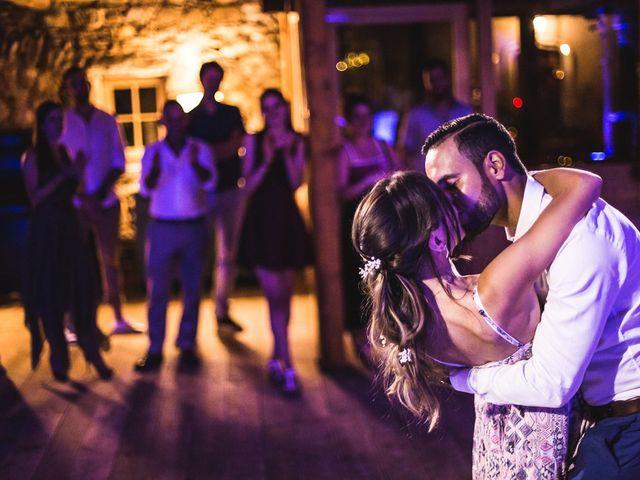 Le mariage de Omar et Barbara à Saint-Sixt, Haute-Savoie 81