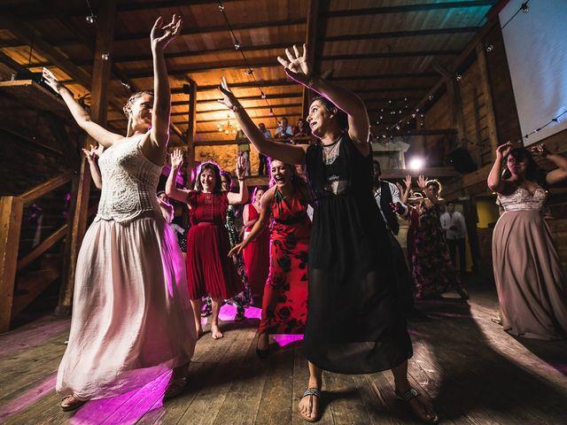 Le mariage de Omar et Barbara à Saint-Sixt, Haute-Savoie 83