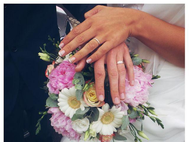 Le mariage de Geoffrey et Charlene à Saint-Julien-des-Landes, Vendée 5