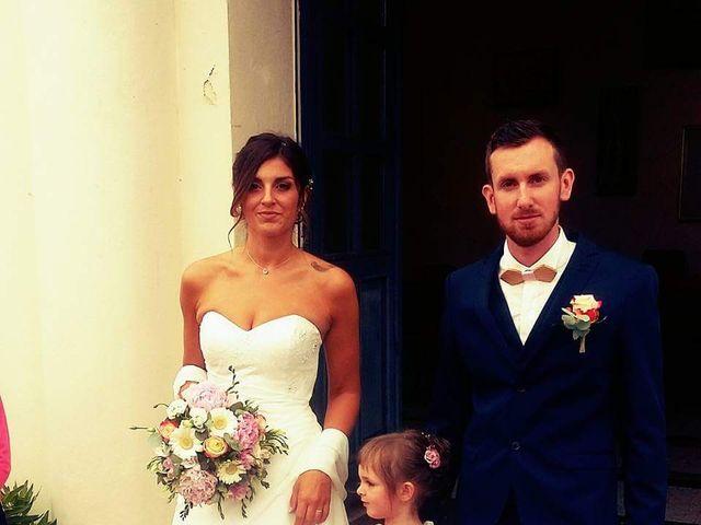 Le mariage de Geoffrey et Charlene à Saint-Julien-des-Landes, Vendée 9
