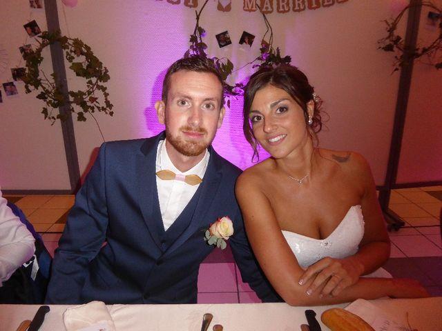 Le mariage de Geoffrey et Charlene à Saint-Julien-des-Landes, Vendée 10