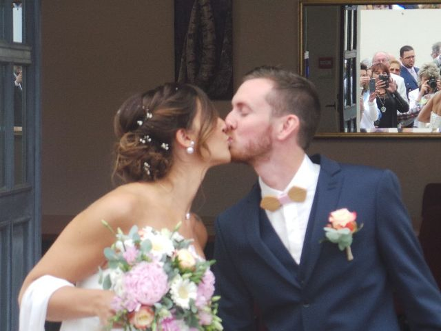 Le mariage de Geoffrey et Charlene à Saint-Julien-des-Landes, Vendée 12