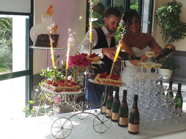 Le mariage de Geoffrey et Charlene à Saint-Julien-des-Landes, Vendée 14