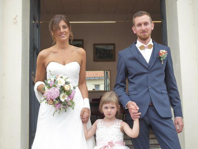 Le mariage de Geoffrey et Charlene à Saint-Julien-des-Landes, Vendée 15