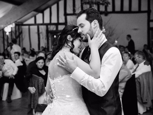 Le mariage de Alyssa et Romain
