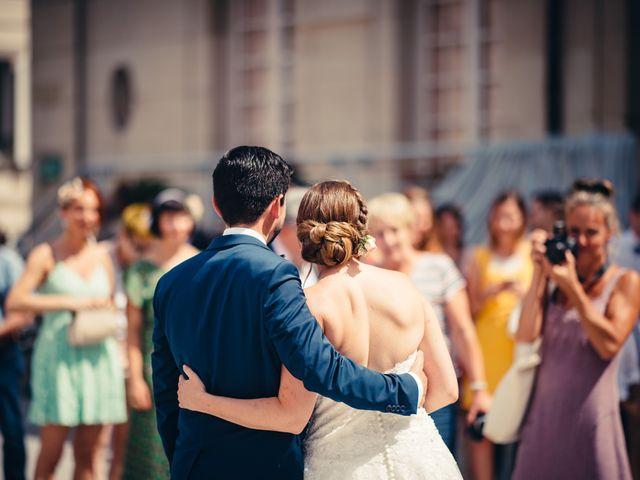Le mariage de Guillaume et Aline à Remiremont, Vosges 11