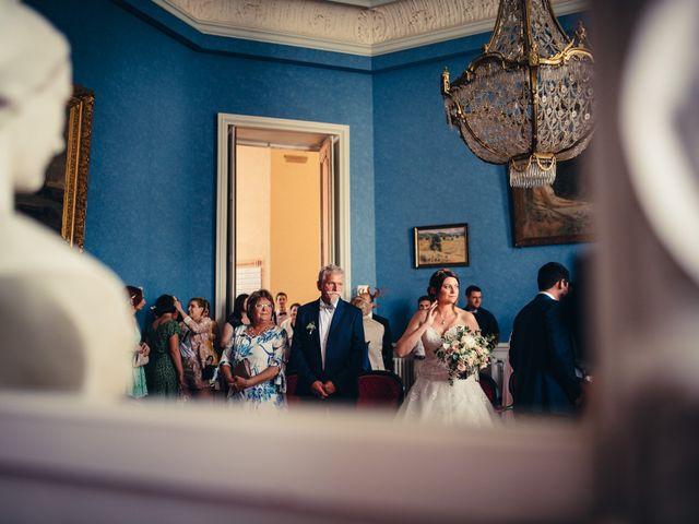 Le mariage de Guillaume et Aline à Remiremont, Vosges 12