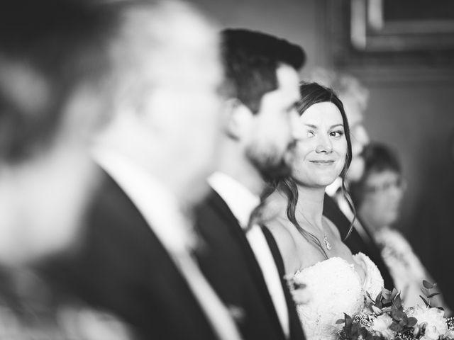 Le mariage de Guillaume et Aline à Remiremont, Vosges 13