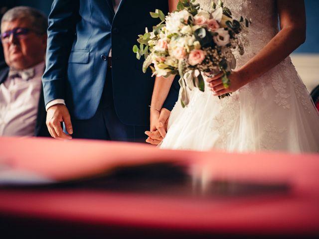 Le mariage de Guillaume et Aline à Remiremont, Vosges 17