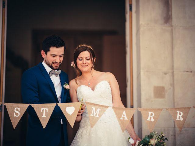 Le mariage de Guillaume et Aline à Remiremont, Vosges 21