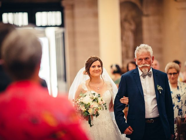 Le mariage de Guillaume et Aline à Remiremont, Vosges 30