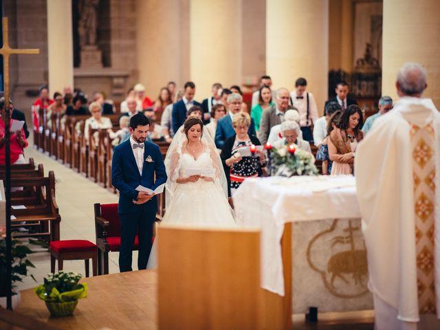 Le mariage de Guillaume et Aline à Remiremont, Vosges 32