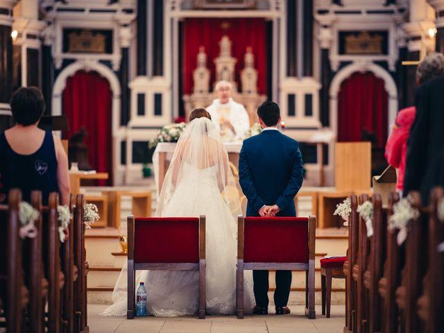 Le mariage de Guillaume et Aline à Remiremont, Vosges 38