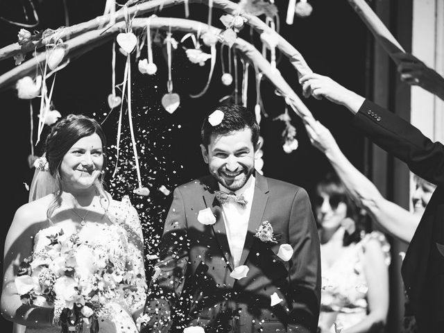Le mariage de Guillaume et Aline à Remiremont, Vosges 42