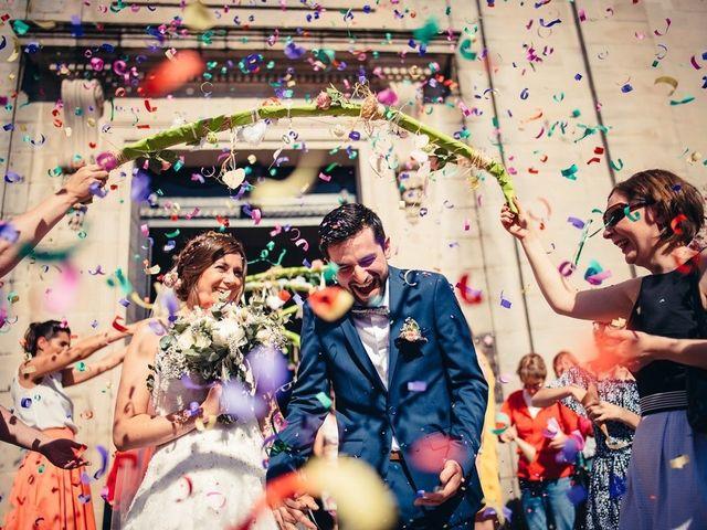 Le mariage de Guillaume et Aline à Remiremont, Vosges 43