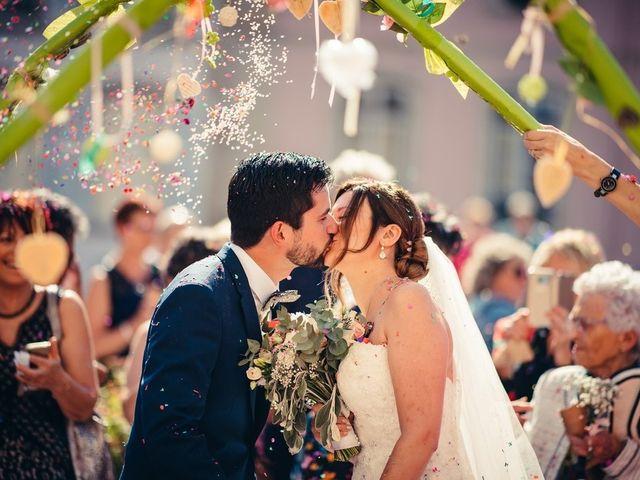 Le mariage de Guillaume et Aline à Remiremont, Vosges 44