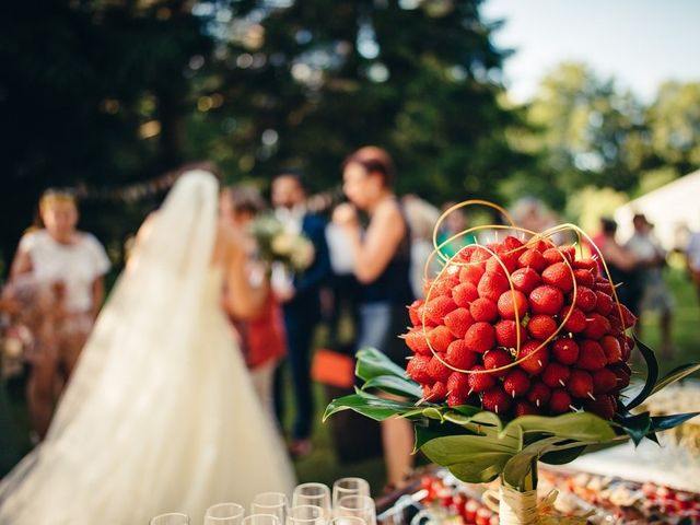 Le mariage de Guillaume et Aline à Remiremont, Vosges 53
