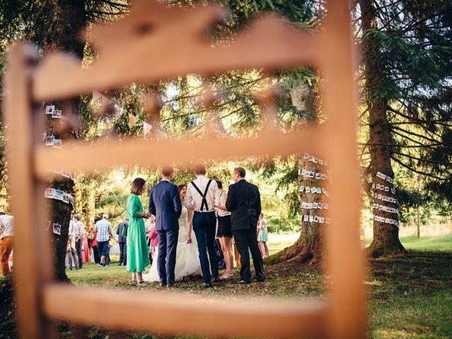 Le mariage de Guillaume et Aline à Remiremont, Vosges 61