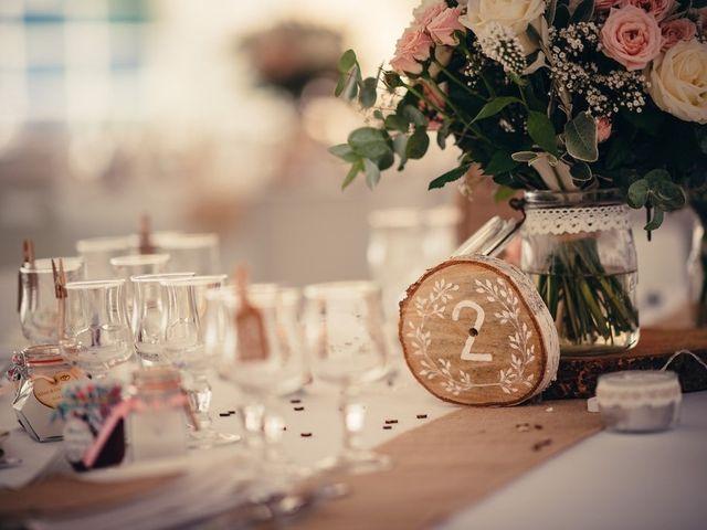 Le mariage de Guillaume et Aline à Remiremont, Vosges 69
