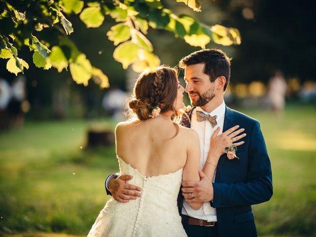 Le mariage de Guillaume et Aline à Remiremont, Vosges 78