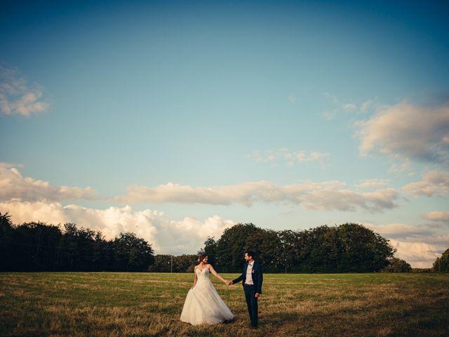 Le mariage de Guillaume et Aline à Remiremont, Vosges 79
