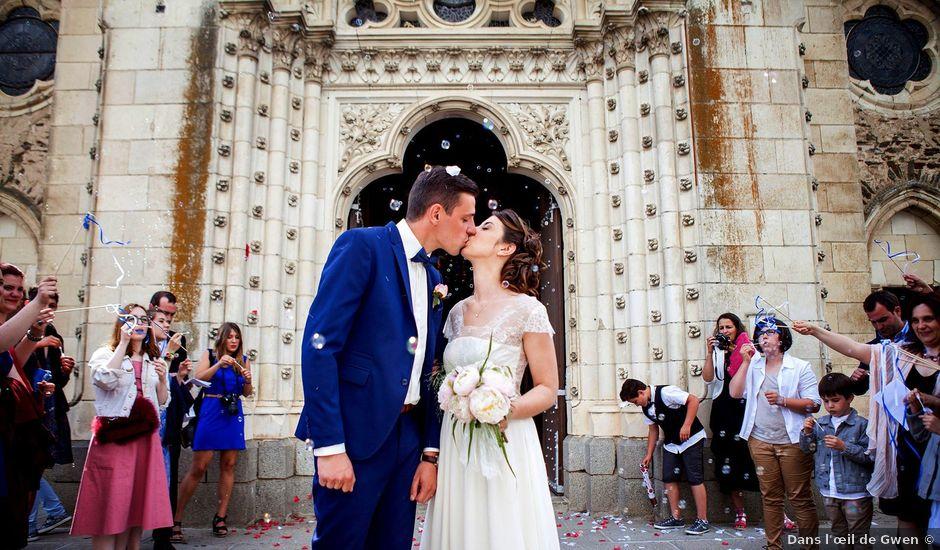 Le mariage de Alexandre et Clémentine à Bierné, Mayenne