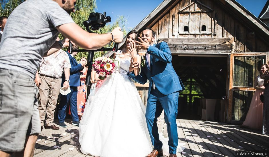 Le mariage de Omar et Barbara à Saint-Sixt, Haute-Savoie