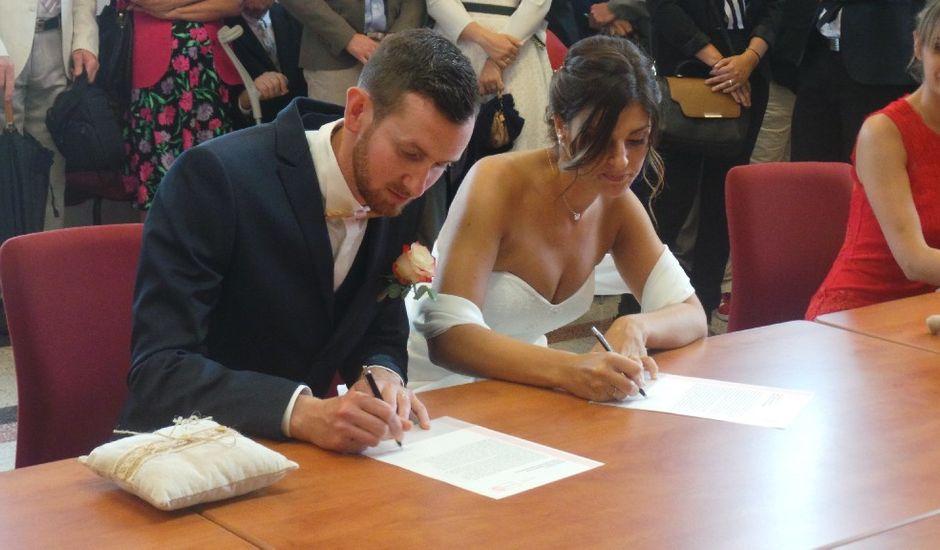 Le mariage de Geoffrey et Charlene à Saint-Julien-des-Landes, Vendée