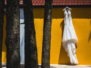 Le mariage de Alli et Judi 1