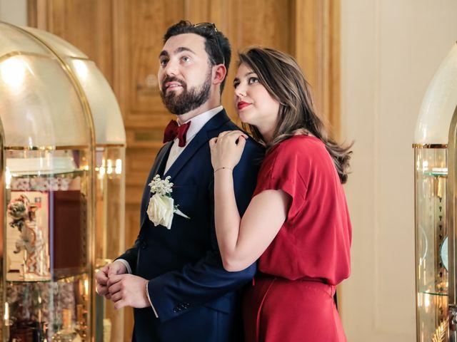 Le mariage de Sébastien et Solène à Levallois-Perret, Hauts-de-Seine 31
