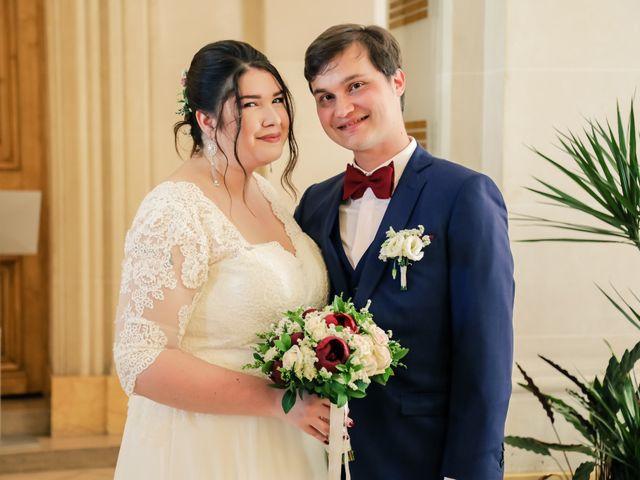 Le mariage de Sébastien et Solène à Levallois-Perret, Hauts-de-Seine 34