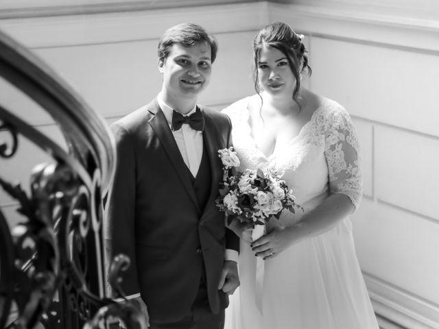 Le mariage de Sébastien et Solène à Levallois-Perret, Hauts-de-Seine 35
