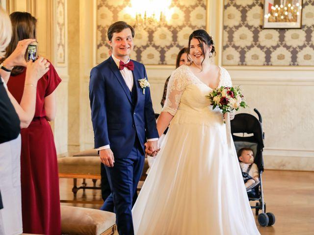 Le mariage de Sébastien et Solène à Levallois-Perret, Hauts-de-Seine 36