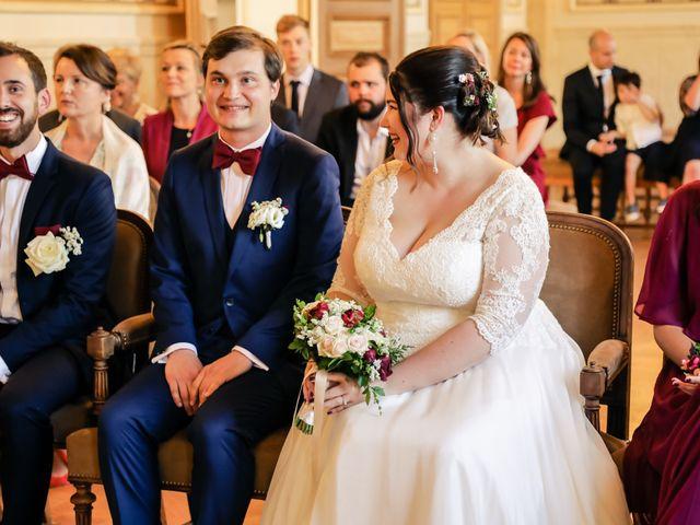 Le mariage de Sébastien et Solène à Levallois-Perret, Hauts-de-Seine 37