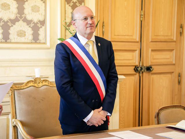 Le mariage de Sébastien et Solène à Levallois-Perret, Hauts-de-Seine 41