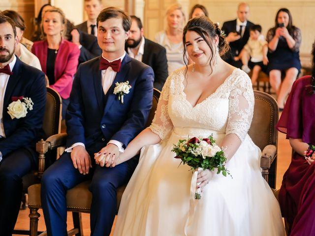 Le mariage de Sébastien et Solène à Levallois-Perret, Hauts-de-Seine 42