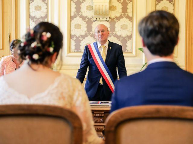 Le mariage de Sébastien et Solène à Levallois-Perret, Hauts-de-Seine 44