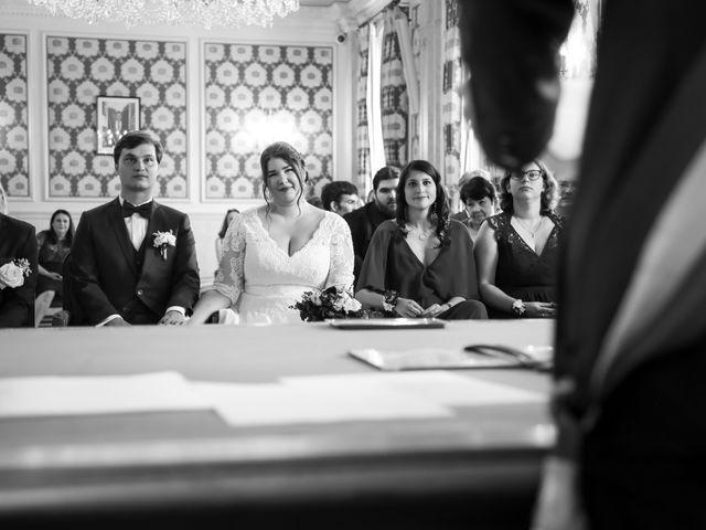 Le mariage de Sébastien et Solène à Levallois-Perret, Hauts-de-Seine 46