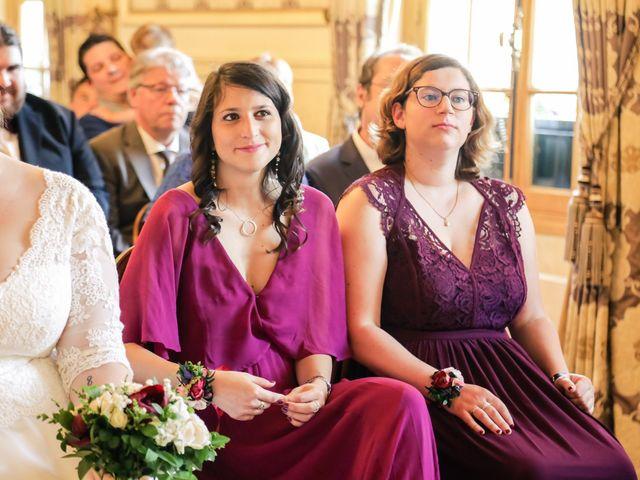 Le mariage de Sébastien et Solène à Levallois-Perret, Hauts-de-Seine 51